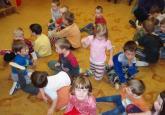 Mikuláš ve školce 2009