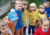 Den dětí- školní výlet Kašperské Hory 2009
